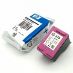 Original Hp Cartridges 678 Color CZ108AA Without Packing Box
