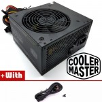 Official Cooler Master MWE500 Reliable and Energy Efficient 500W Power Supply