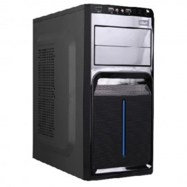 image of AVF Classique Series ACCS560-B7 (Blue) ATX Casing with 500W Power Supply