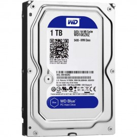 image of Official Western Digital WD Blue 1TB Internal 3.5 Sata Hard Drive 7200RPM