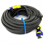 image of Official Zee-Cool 15M High Speed HDMI Cable Male to Male up to 1080p resolution