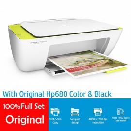 image of HP DeskJet Ink Advantage 2135 All-in-One Printer With Original Cartridge