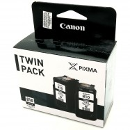 image of Official Canon PG-810/810 Twin Pack Ink Cartridge