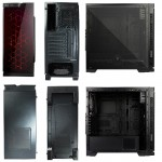 Avf Gaming Freak SAPPHIRE MX700G HIigh End Gaming Atx Casing Tempered Glass