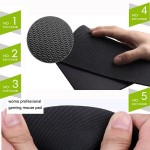 Dota2 DT11 -7-1 Gaming Mat Non-slip Anti Fray Stitching Mouse Pad
