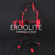image of Gaming Freak GF-GCAT25 Ergo Lite professional Gaming Chair