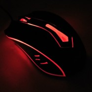 image of Official AVF Gaming Gears RAPID 2 Optical Gaming Mouse with Colourful Backlight