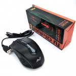 Official AVF Gaming Gears RAPID 2 Optical Gaming Mouse with Colourful Backlight