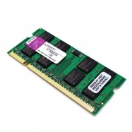 image of 100% working Kingston 2GB DDR2 800Mhz Laptop SODIMM RAM (T11-4)