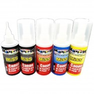 image of Maxprint 100ML Refill Ink for Canon Inkjet Printer Set of 5
