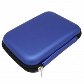 image of Portable Zipper External 2.5 HDD Bag Case