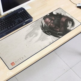 image of Dota2 DT06 80 x 30 x 0.2cm Gaming Mat Non-slip Anti Fray Stitching Mouse Pad