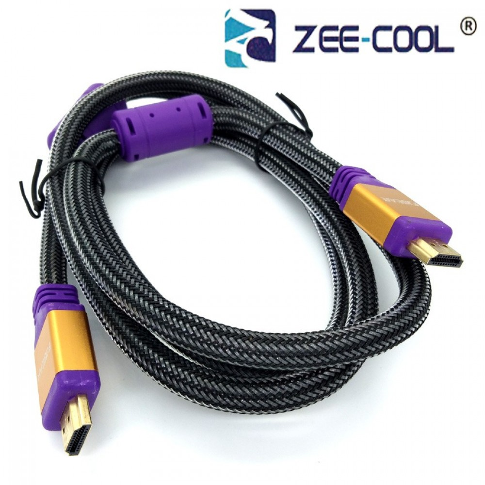 Official 1.5M Zee-Cool 100% 4K 3D High Speed Full HD HDMI Cable