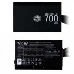 Official Cooler Master MasterWatt Lite 700W 80Plus Power Supply