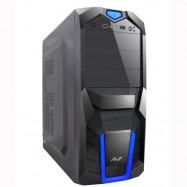 image of Avf CLASSIQUE SERIES ACCS180-B7 ATX Casing with 500W Power Supply