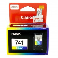 image of Canon CL-741 Original Ink Cartridge