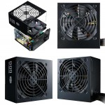 Official Cooler Master MasterWatt Lite 600W 80Plus Power Supply