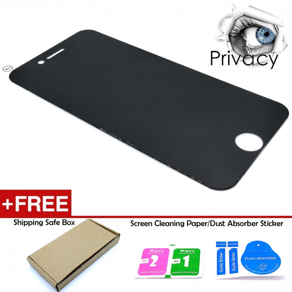 Apple iPhone 8 Anti-Spy Privacy Tempered Glass Screen Protector