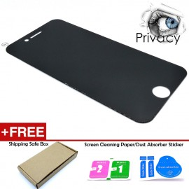 image of Apple iPhone 8 Anti-Spy Privacy Tempered Glass Screen Protector