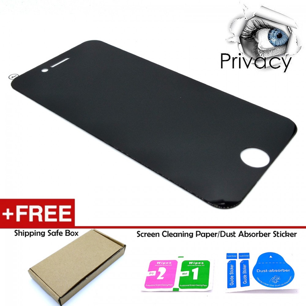 Apple iPhone 6 / 6S /6G  Anti-Spy Privacy Tempered Glass Screen Protector