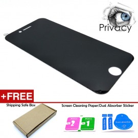 image of Apple iPhone 6 / 6S /6G  Anti-Spy Privacy Tempered Glass Screen Protector