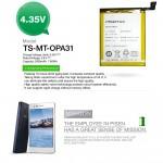Official Pisen Smart Phone Battery For  OPPO A31 (F2-2-4)