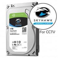 image of Seagate SkyHawk 1TB Surveillance 3.5 Sata Internal Hard Drive 6Gb/s 64MB Cache