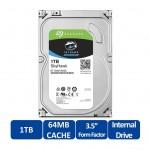 Seagate SkyHawk 1TB Surveillance 3.5 Sata Internal Hard Drive 6Gb/s 64MB Cache