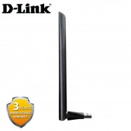 image of Official D-Link DWA-172 Wireless AC 600Mbps Dual-Band High Gain USB Adapter