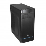 image of AVF ACSD573-B7 Shieldo Black Series ATX Casing with 500W Power Supply