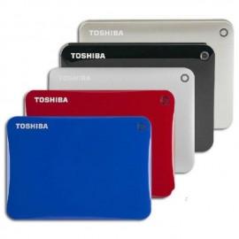 image of Toshiba Canvio Connect II V8 USB 1TB/2TB/3TB External Hard Disk Portable Drive