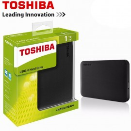 image of Toshiba Canvio Ready 1TB / 2TB Portable USB 3.0 External Hard Disk Drive