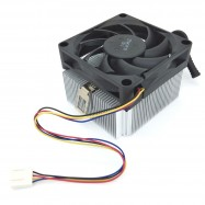 image of Original AMD Heat Sink Fan Support Socket AM3/AM2+/AM2/1207/939/940/754