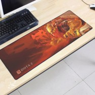 image of Dota2 DT36 80 x 30 x 0.2cm Gaming Mat Non-slip Anti Fray Stitching Mouse Pad