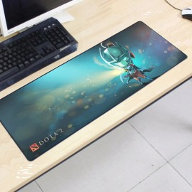 image of Dota2 DT18 80 x 30 x 0.2cm Gaming Mat Non-slip Anti Fray Stitching Mouse Pad