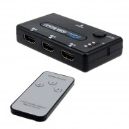 image of HDMI 1.4 Switch 1080P 3 input and 1 output