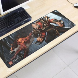 image of Dota2 DT71 80 x 30 x 0.2cm Gaming Mat Non-slip Anti Fray Stitching Mouse Pad