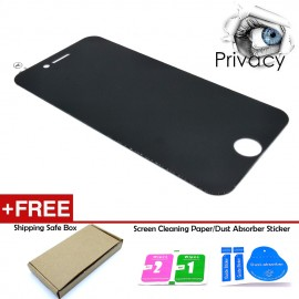 image of Apple iPhone 7 /7s  Anti-Spy Privacy Tempered Glass Screen Protector