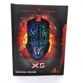 image of Official AVF AGM X5 Gaming Freak II 6D Laser USB Mouse 3000DPI