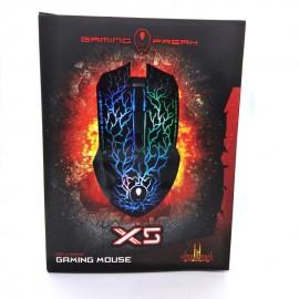 image of Official AVF AGM X5 Gaming Freak II 6D Laser USB Mouse 3000DPI
