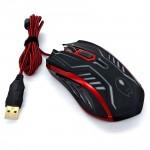 Official AVF AGM X2 Gaming Freak II 6D Laser USB Mouse 3000DPI