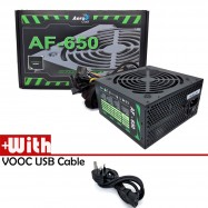 image of Official AeroCool AF-650 Haswell Ready 650W Pure Power Supply