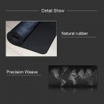 60 x 30 x 0.2cm M04 Gaming Mat Non-slip Anti Fray Stitching Beautiful Mouse Pad