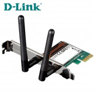 image of Official D-LINK DWA-548 Wireless N 300 PCI Express Desktop Adapter