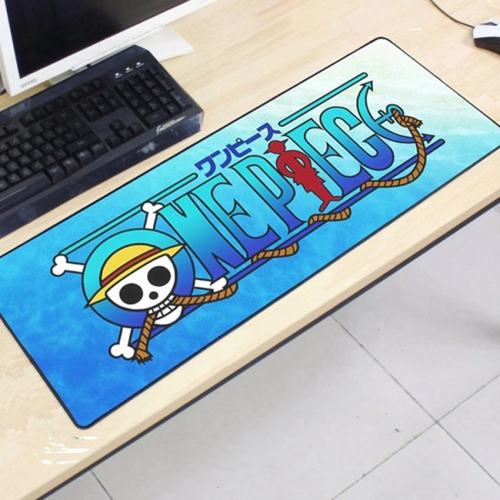 One Piece OP62 -6-2 Gaming Mat Non-slip Anti Fray Stitching Mouse Pad