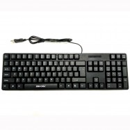 image of Zee-Cool Zc-866 Ultra- Texture Professional USB Keyboard