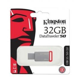 image of Official 32GB Kingston DataTraveler 50 - USB 3.1 Gen 1 (USB 3.0)