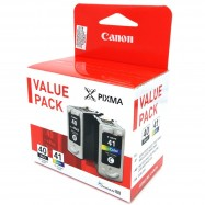 image of Official Canon PG-40 & CL-41 Value Pack Ink Cartridge
