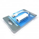 USB 2.0 Ethernet Adapter Speed Up to 10/100 Mbps