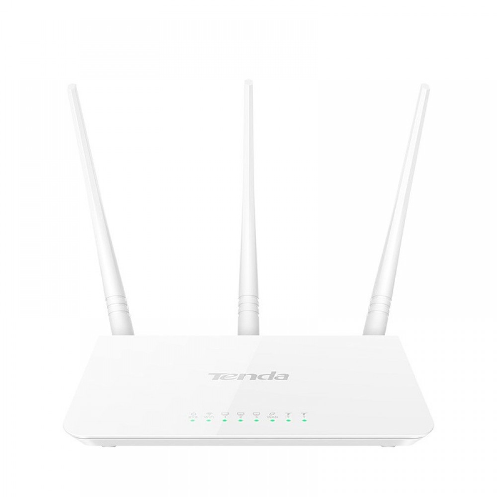 Official Tenda F3 300Mbps wireless router for UniFi / Maxis Fiber